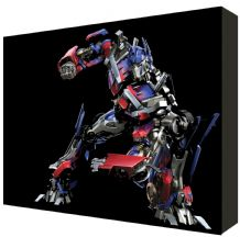 Transformers Optimus Prime Canvas Art - NEW - Choose your size - Ready to Hang
